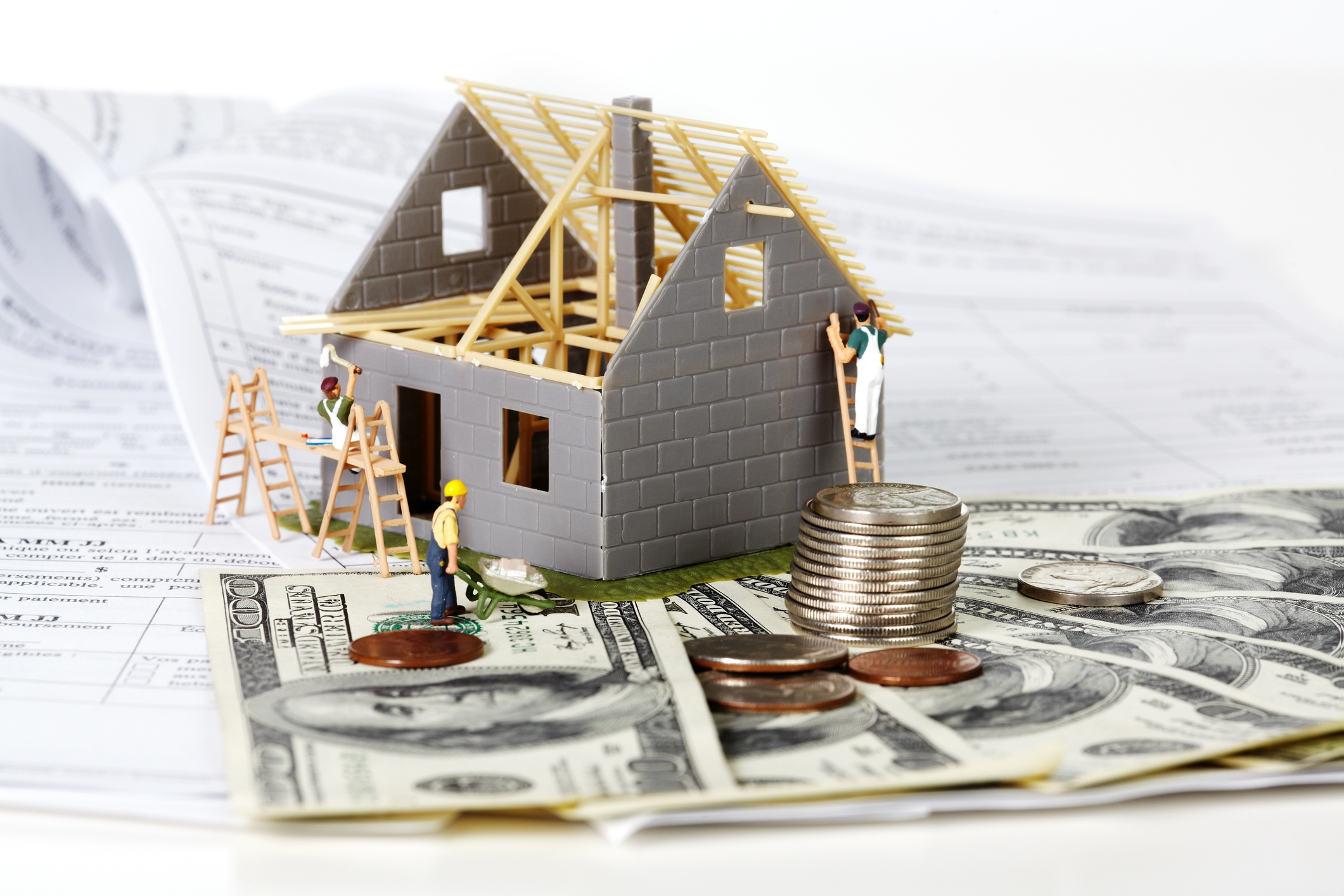 Tips to Get Money to Finance Your New Property